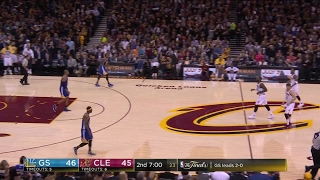 Quarter 2 One Box Video :Cavaliers Vs. Warriors, 6/6/2017