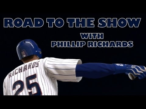 MLB 13 Road to the Show - Phillip Richards - Trades and the Draft in RTTS [Ep13]