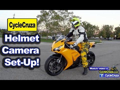 My Helmet Camera Set Up + Editing Software + Cameras + Computer