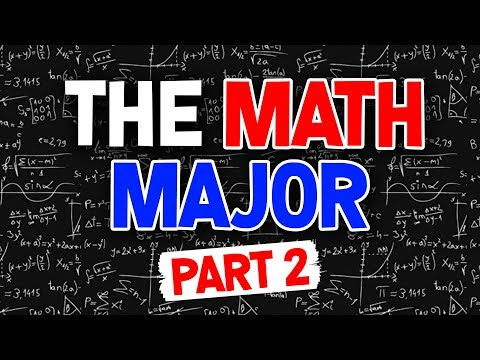 The Math Major (Part 2)
