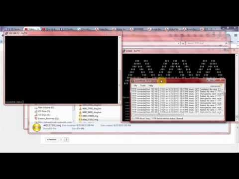 How to upgrade your Avaya Ethernet Routing Switch 2500 3500 4000 5000