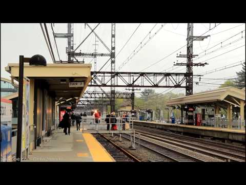MNCR/Amtrak/CDOT: Trains at Westport, CT RR