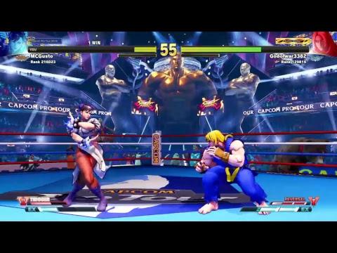 Street Fighter V: Story Mode