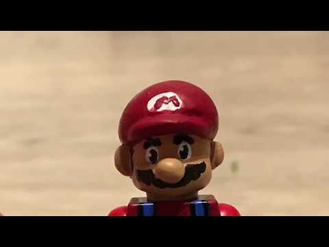 How to make THE BEST Super Mario LEGO minifigure