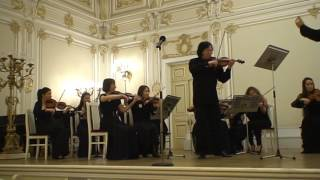 Concerto Primaverile By Sergey Slonimsky (excerpt)
