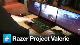 Razer Project Valerie: Our First Take at CES 2017