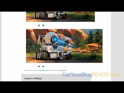 How to Add Image Slider to Wordpress so that You Can Increase Usability and Engage Your Users