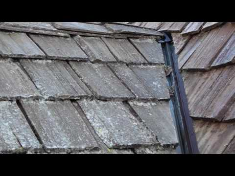 Repair Cedar Shingles Roof in Vancouver - Cedar Shake Roof Leak Repair Vancouver BC