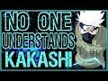The Deepest Character In Naruto Kakashi Of The Sharingan The 6th Hokage