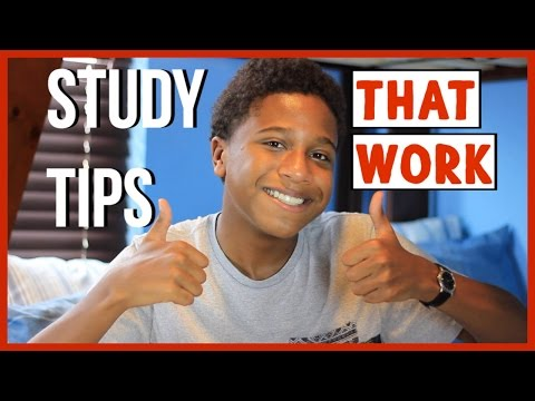 5 Effective Study Tips for Middle School & High School