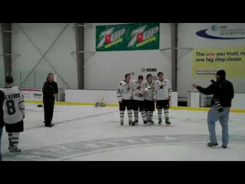 Thanksgiving tournament 2009 with Dallas Stars Select