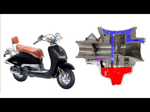 How a GY6 carburetor works for 150 and 125cc scooters