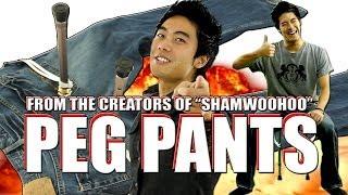 Peg Pants!