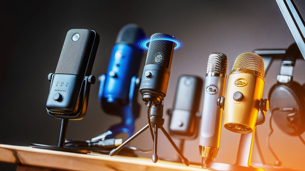 The BEST Gaming and Streaming Microphones of 2020....So Far!