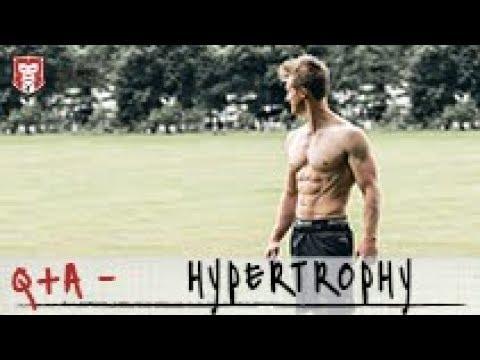 HYPERTROPHY WITH CALISTHENICS | Q and A | School of Calisthenics