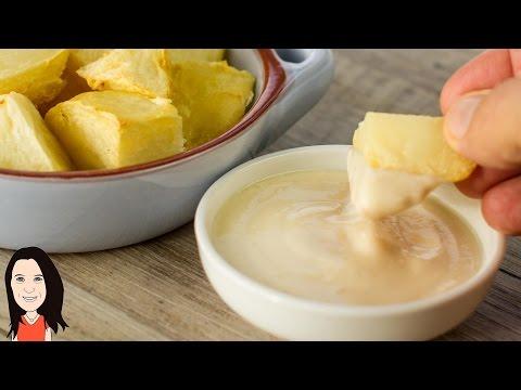 Vegan Garlic Aioli Recipe - AKA Garlic Tofu-Naise!