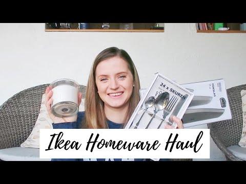 IKEA HOMEWARE HAUL | CARLY ELLEN