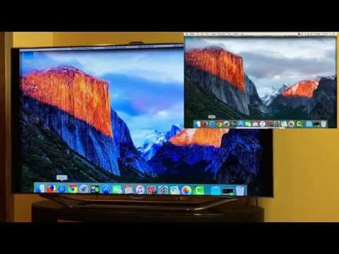 How to Mirror Macbook or PC Screen with Google Chromecast