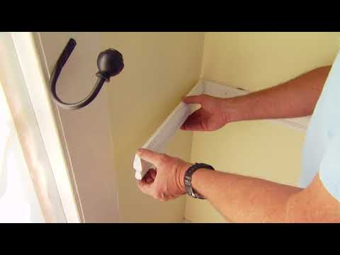 The Right Way to Install Chair Molding