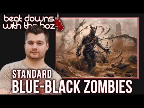 MTG Standard: Blue-Black Zombies - Rogue's Alley