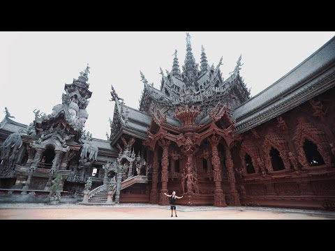 Xxx Mp4 THAILAND 39 S MOST INCREDIBLE TEMPLE Sanctuary Of Truth 3gp Sex
