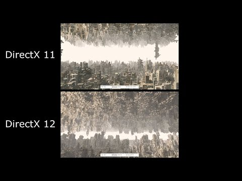 Сравнение Directx 12 с DirectX 11