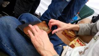 Rolling An Ounce Blunt 5 Minutes Before 420 420toronto