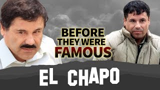El Chapo   Before They Were Famous   Updated Biography