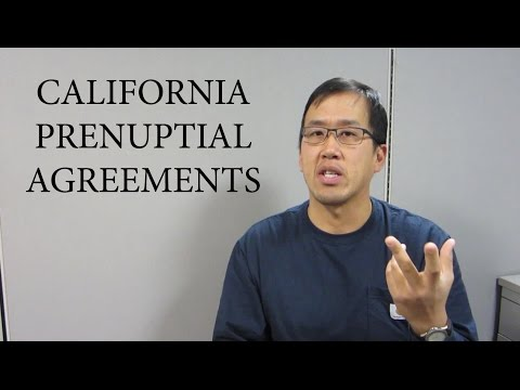 Waiving Alimony in California Prenuptial Agreements - The Law Offices of Andy I. Chen