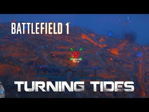 Battlefield 1 - Turning tides - Cape helles