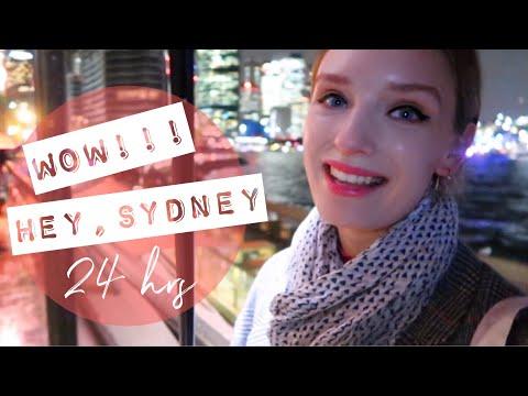 TEAVEL CREW VLOG | HEY, SYDNEY ! 24 HRS OF CABIN CREW LIFE IN AUSTRALIA