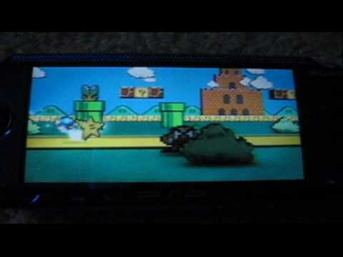 GPSP Kai on PSP With Bios and Pokemon Fire Red