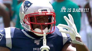 HE'S BAAAACK! Antonio Brown First Drive with Patriots! | Antonio Brown Patriots Highlights! 🔥