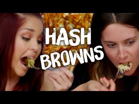 5 Crazy Hash Brown Creations (Cheat Day)