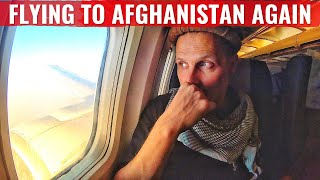 RISKING MY LIFE FLYING AFGHANISTAN