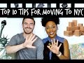 10 Tips Moving NYC PART 1