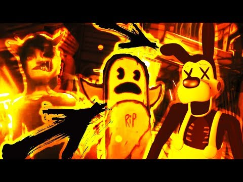 BENDY CHAPTER 4 GAMEPLAY!! IT'S TIME!!! - Bendy and The Ink Machine Chapter 4