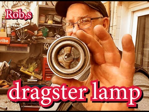 the start of the dragster lamp part 1