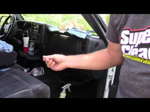 Removing Cigarette Odor From Car Permanently - Advanced Secrets!