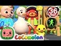 Traffic Safety Song More Nursery Rhymes Kids Songs CoCoMelon