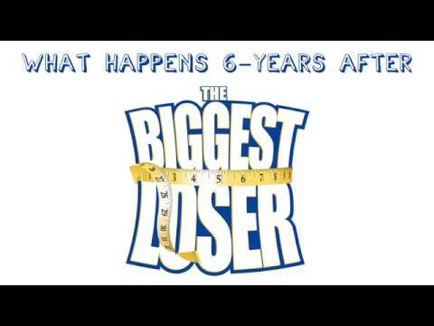 Weight Regain After 'The Biggest Loser'?