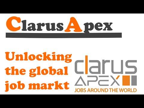 ClarusApex - Unlocking the global job market