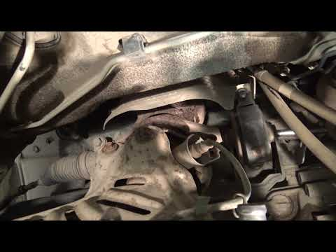 P17/19 How to replace Engine Step by Step Toyota Corolla. Years 2007 to 2018. Part 17 of 19