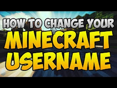 Minecraft How to Change your Username Easily 2017 | HD Working 100% Legit