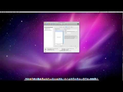 Partitioning Your Hard Drive in OS X Snow Leopard