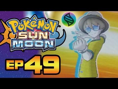 Pokemon Sun & Moon - [Part 49] How to Get Mega-Evolution! (VS Dexio)