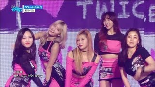 【TVPP】Twice – Like OOH-AHH, 트와이스 – 우아하게 @Show Music Core