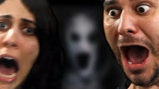 GHOSTS on YouTube : 5 Ghosts Caught on TAPE by Youtubers (H3H3 Productions, Logan Paul, Morgz)