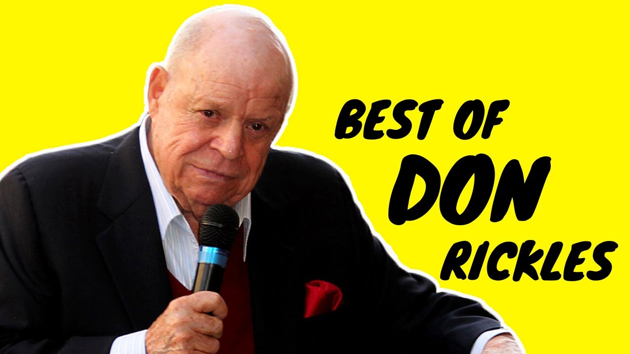33 Minutes of Don Rickles