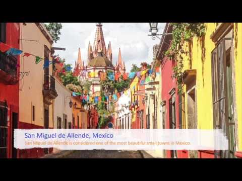 Some of the best places for US expats to live in Mexico